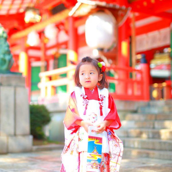 七五三 しちごさん 子供撮影 記念撮影 写真撮影 出張撮影